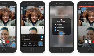 Skype va ajouter le partage d'écran à son appli iPhone 13