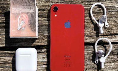 Promo flash / Test des EarHooks, des contours d'oreille pour faire du sport avec ses AirPods sans risque de perte 19