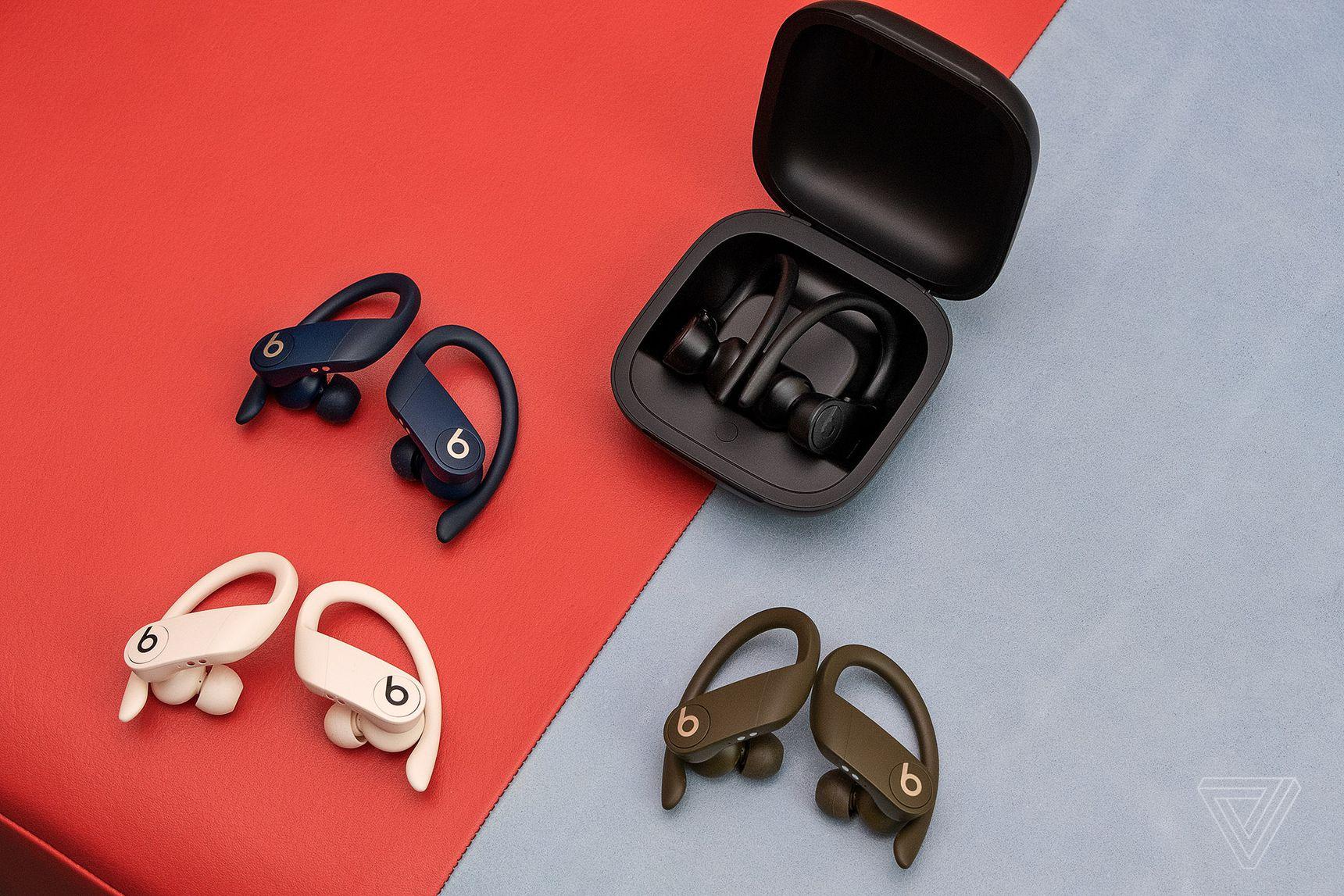 Premier test des nouveaux écouteurs sans-fil Powerbeats Pro de Beats 1