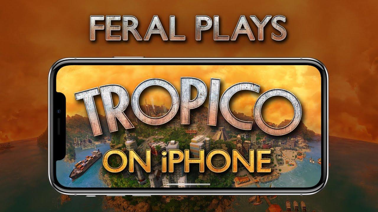 En vidéo : le jeu Tropico sur iPhone, avant sa sortie 1