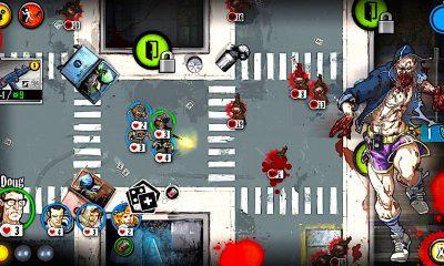 Sorties jeux : près de 30 nouveaux titres iOS, dont Agatha Knife, Zombicide, Rumble Stars Football, My Brother Rabbit, etc. 33