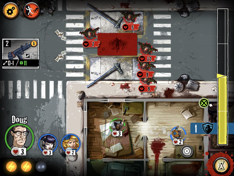 Zombicide : une adaptation iOS réussie du jeu de plateau 1