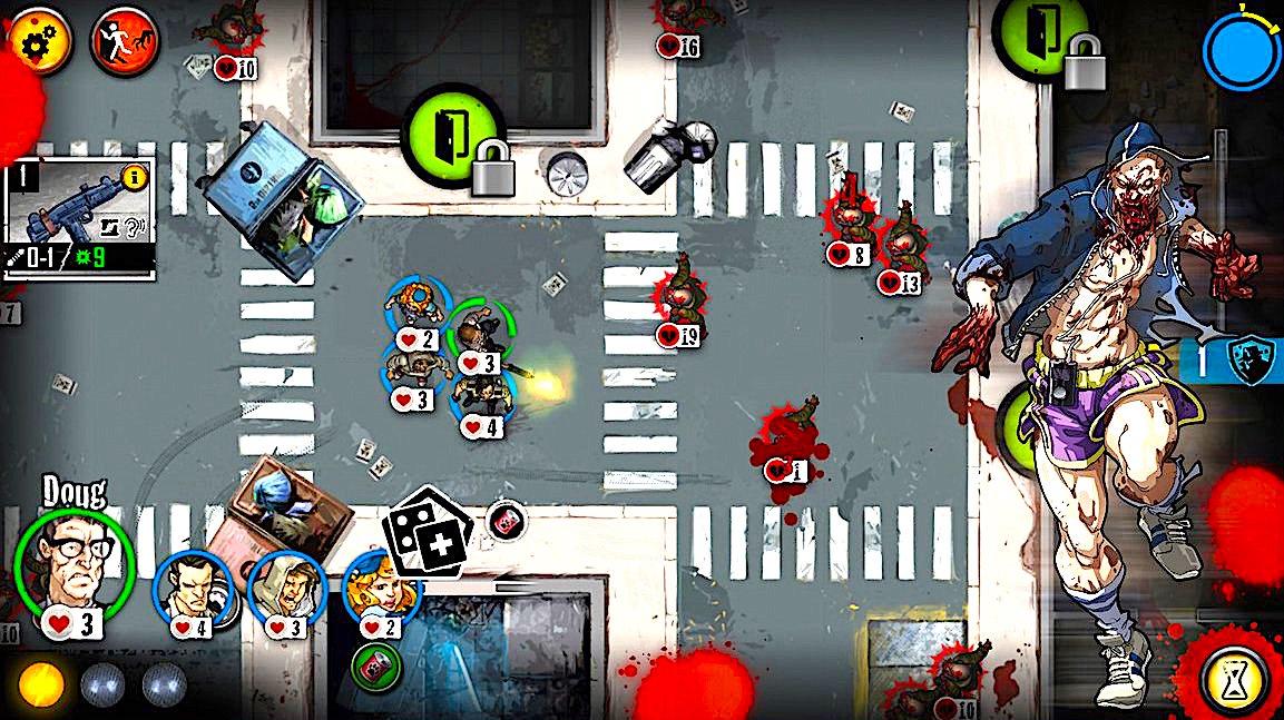Sorties jeux : près de 30 nouveaux titres iOS, dont Agatha Knife, Zombicide, Rumble Stars Football, My Brother Rabbit, etc. 1