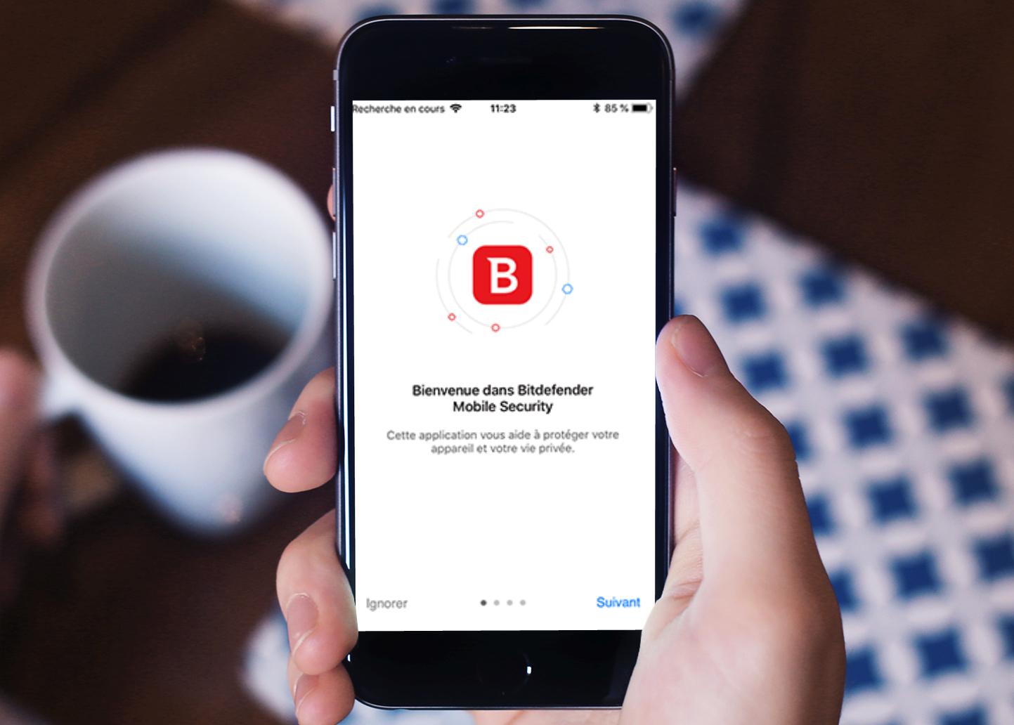 MàJ gagnants - Découvrez l'app Bitdefender et tentez de gagner l'un des lots : 5 x un an de VPN iPhone/iPad 1