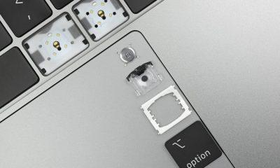 """Quels changements pour le clavier """"papillon"""" des tout nouveaux MacBook Pro ? Démontage et photos 13"""