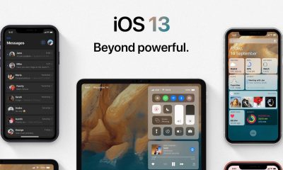Superbe concept pour tenter de visualiser les changements annoncés pour iOS 13 (et ... plus) 9