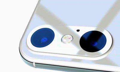 Le prochain iPhone XR version 2019 et ses deux objectifs imaginés dans un concept vidéo 7