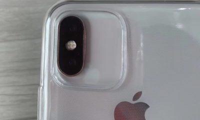 """Une coque pour iPhone """"XI"""" donne une bonne idée de la taille du bloc photo au dos des futurs iPhone 2019 37"""