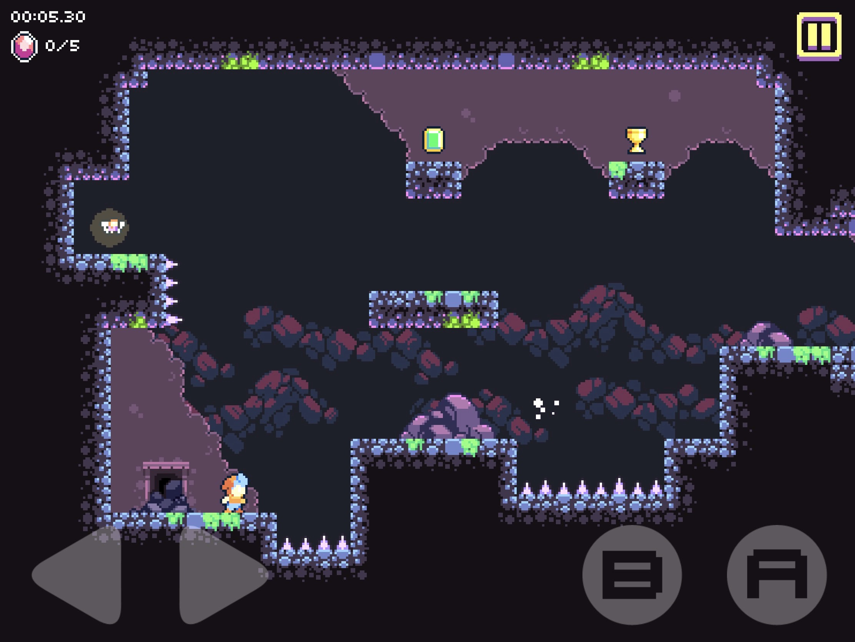 Test de Daggerhood : bien plus qu'un n-ième jeu de plateforme rétro sur iPhone et iPad 1