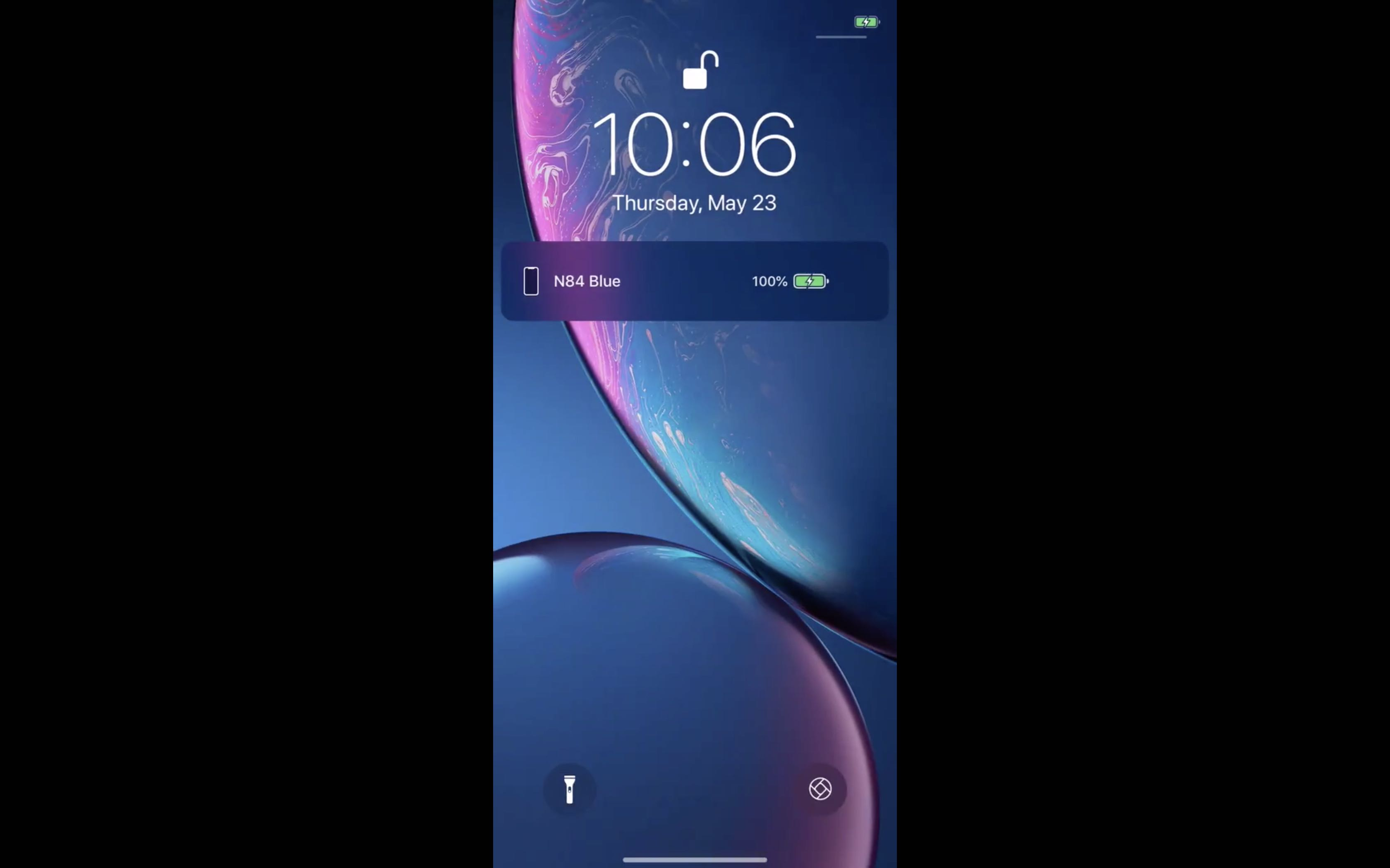 Avec 20 lignes de codes, Apple pourrait offrir une  customisation pratique à la page de démarrage ! 1