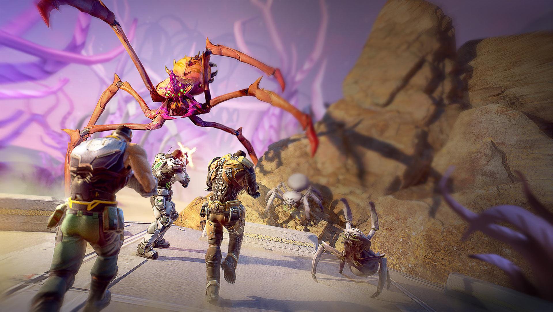 """Combats et science-fiction de retour sur iOS avec le nouveau """"Evolution 2 : Battle for Utopia"""" 1"""