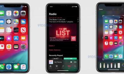 """Premières captures d'écrans iOS 13 : mode sombre/nuit, nouvelle appli """"Rappels""""  et plus à découvrir en avant-première 25"""
