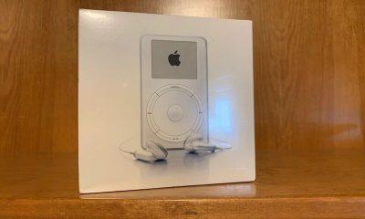 Si vous avez oublié un iPod 1 (emballé) ... Alors il vaut peut-être de l'or ! 3