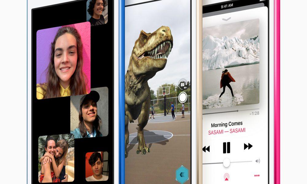 Apple sort un tout nouvel iPod touch : plus puissant avec son processeur A10 1