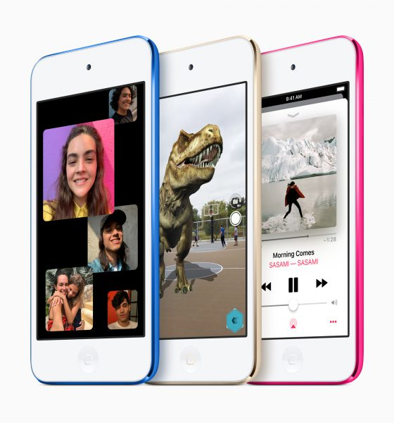 Apple sort un tout nouvel iPod touch : plus puissant avec son processeur A10 2