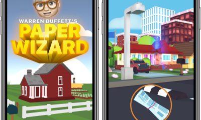 Apple édite son 2eme jeu iOS : il met en scène Warren Buffett, l'un de ses principaux actionnaires 1