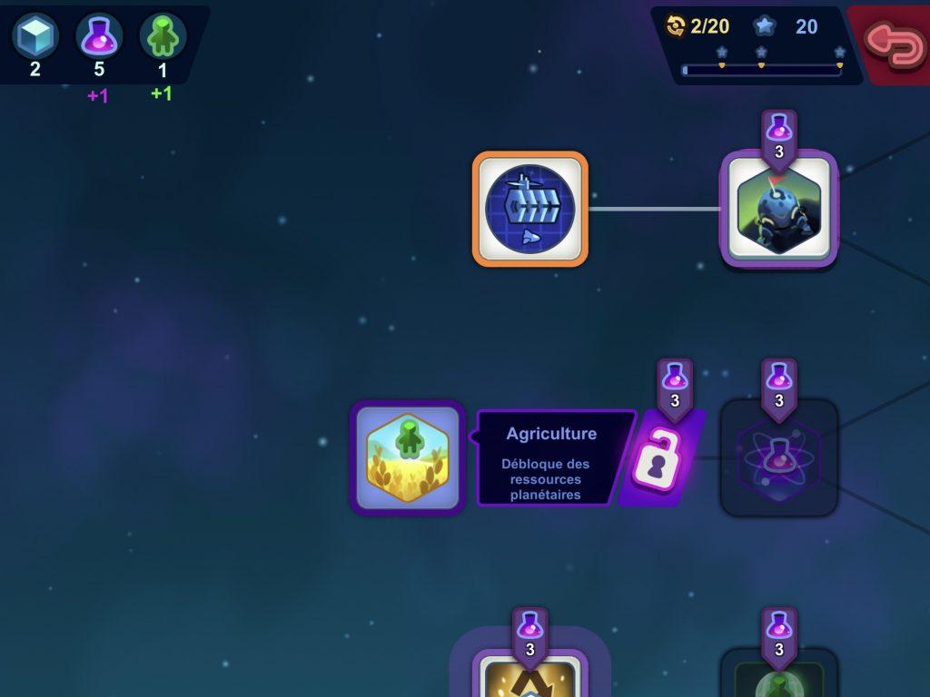 Test de Mini Gal4Xy: enfin de la stratégie spatiale au tour par tour accessible sur iPhone, iPad 2