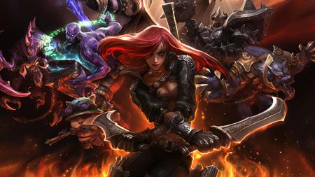 Reuters : une version du célèbre jeu League of Legends en préparation pour smartphone 1