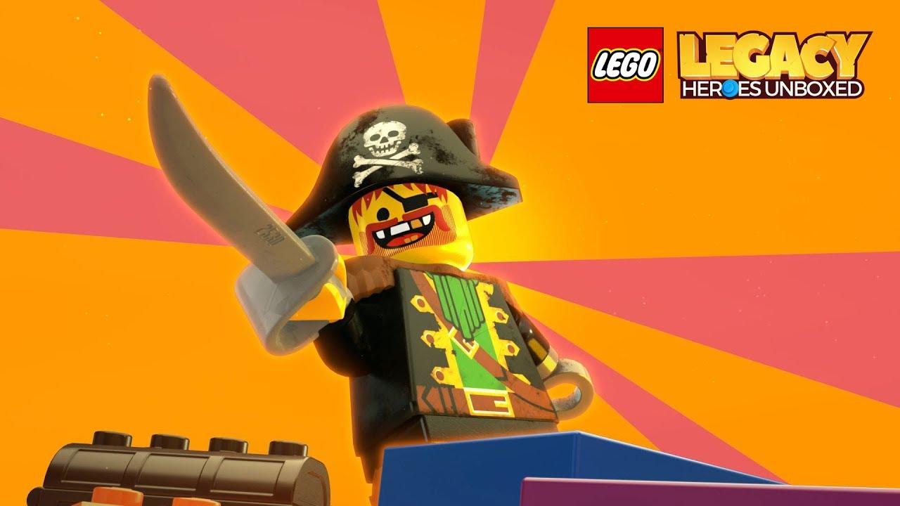 """""""Lego Legacy: Heroes Unboxed"""" : un jeu de rôle dans l'univers Lego bientôt sur iPhone, iPad 1"""