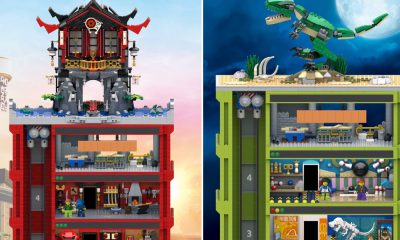 Lego Tower : nouveau jeu iPhone et iPad pour les fans de briquettes et de tours (Màj) 19