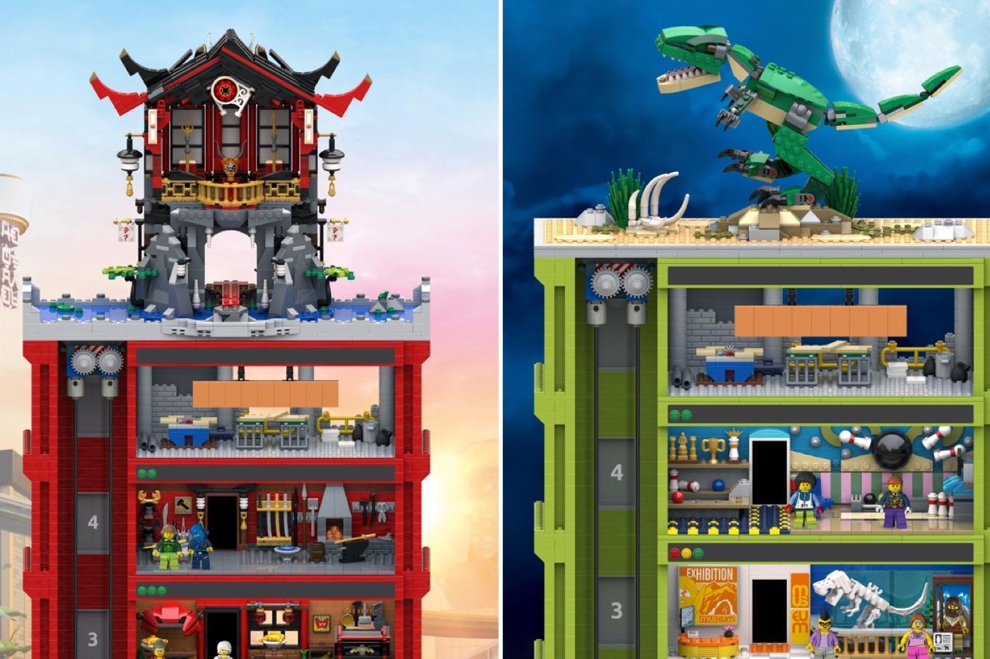 Lego Tower : nouveau jeu iPhone et iPad pour les fans de briquettes et de tours (Màj) 1