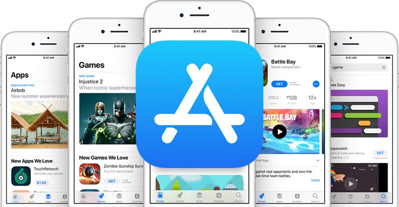 """iOS 13 devient """"no limit"""" sur les téléchargements d'applis en 4G 1"""