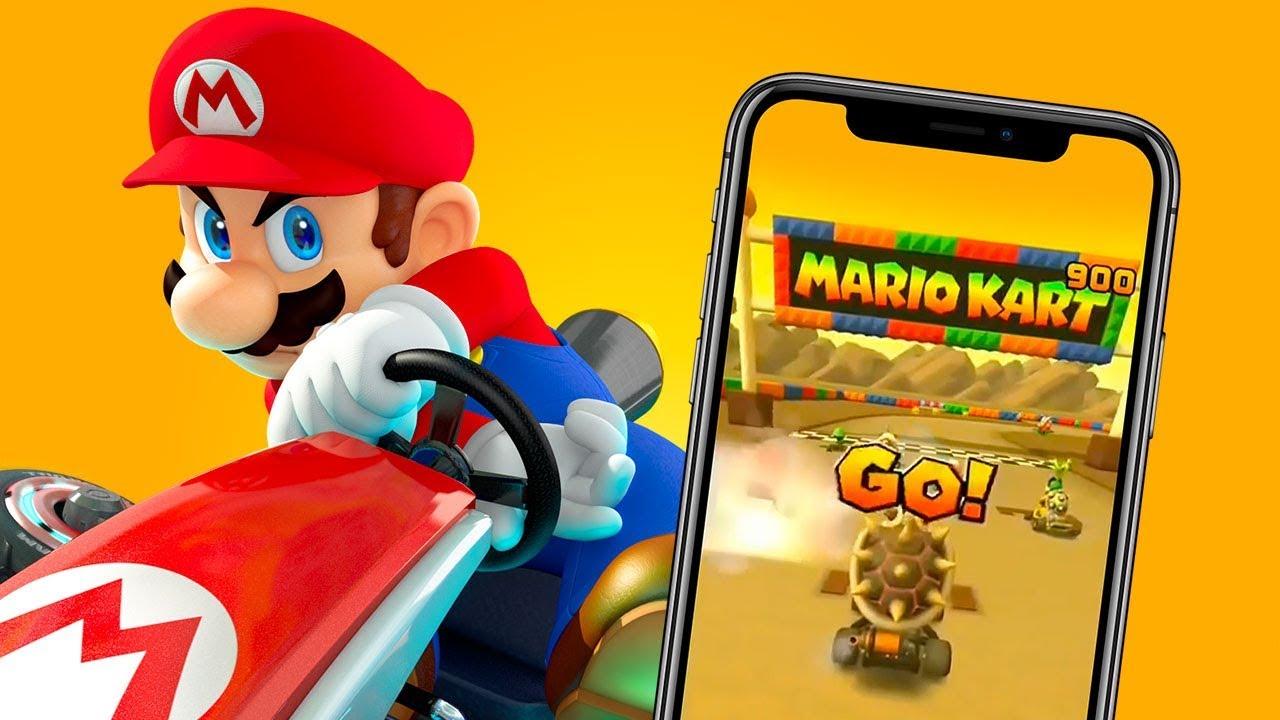 Mario Kart Tour : premières vidéos de gameplay et détails sur le hit de Nintendo version smartphone 1