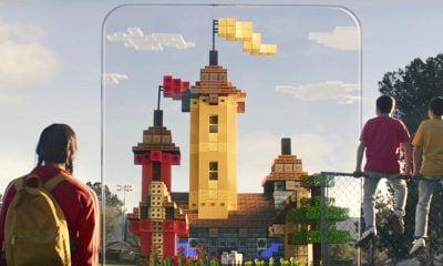 On en sait (beaucoup) plus sur la mécanique de jeu du Minecraft AR que prépare Microsoft (vidéo) 7