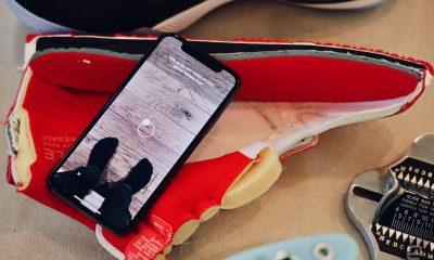 La Réalité Augmentée pour choisir ses prochaines Nike avec l'app iOS 23
