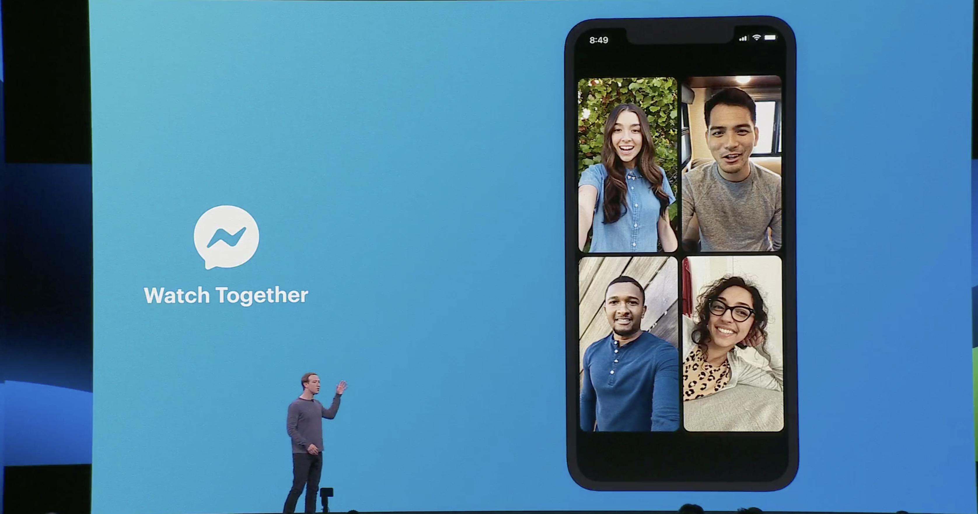 Nouveautés Facebook : redesign de l'app iOS, nouvelles fonctions pour Messenger et Instagram 1