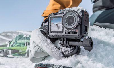 DJI va chercher GoPro sur son terrain avec sa nouvelle caméra d'action 1