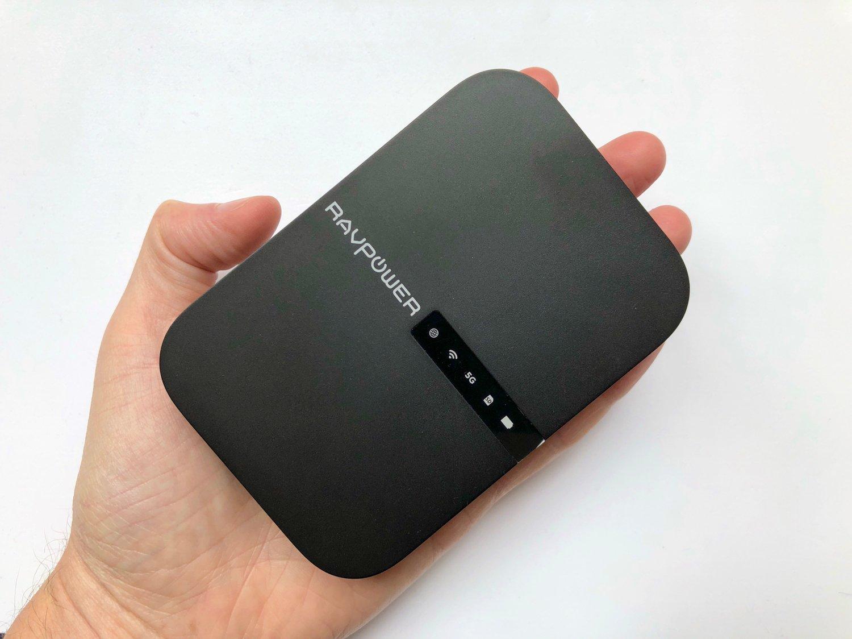 Test du nouveau FileHub de RavPower : lecteur de clé USB sans-fil, routeur, transfert de données, etc. 1
