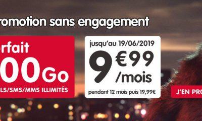 Promo forfait : illimité + 100 Go à 9,99 €/mois chez NRJ Mobile (et liste des autres offres en cours) 9