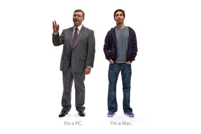 """Pubs """"Je suis un Mac"""" : plus de 200 spots rejetés par Steve Jobs, trop marrants ! 1"""
