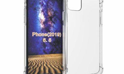 Les iPhone 2019 ont déjà leurs coques, prêtes pour le carré proéminent des objectifs photos au dos 13