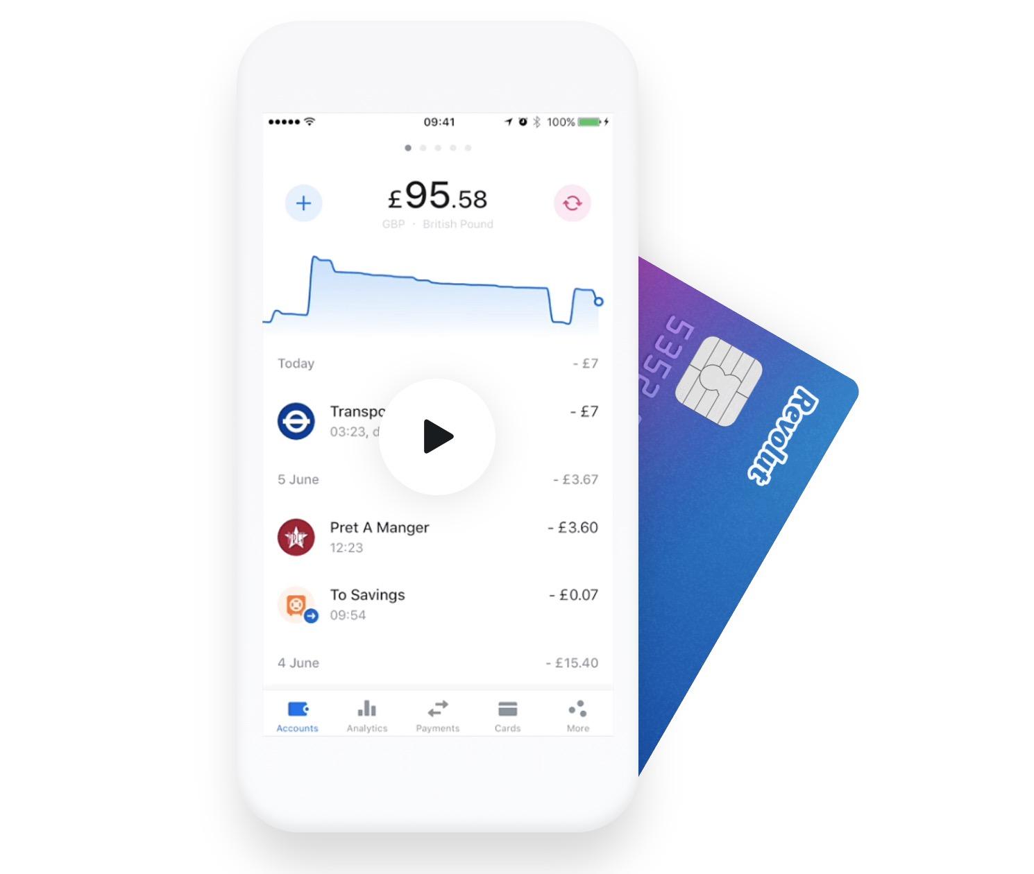 Apple Pay désormais actif pour les clients de Revolut 1