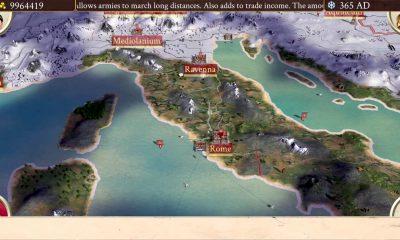 Après l'iPad, les barbares envahissent l'iPhone dans l'excellent Rome Total War : disponible ! 25
