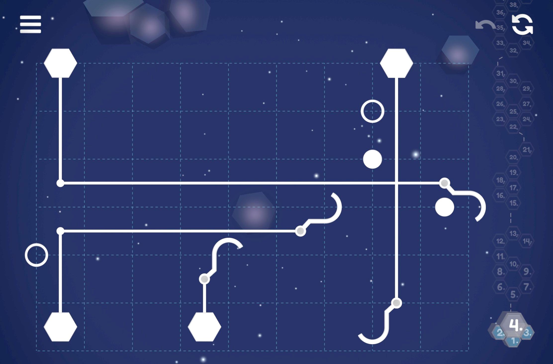 Test Sinkr 2 : ambiance zen et fil de pêche pour ce joli jeu d'énigmes iPhone, iPad 1