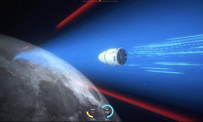 """Test """"Solar Explorer: New Dawn"""" : réussissez votre alunissage dans cette excellente simulation spatiale, sur iPhone, iPad 13"""