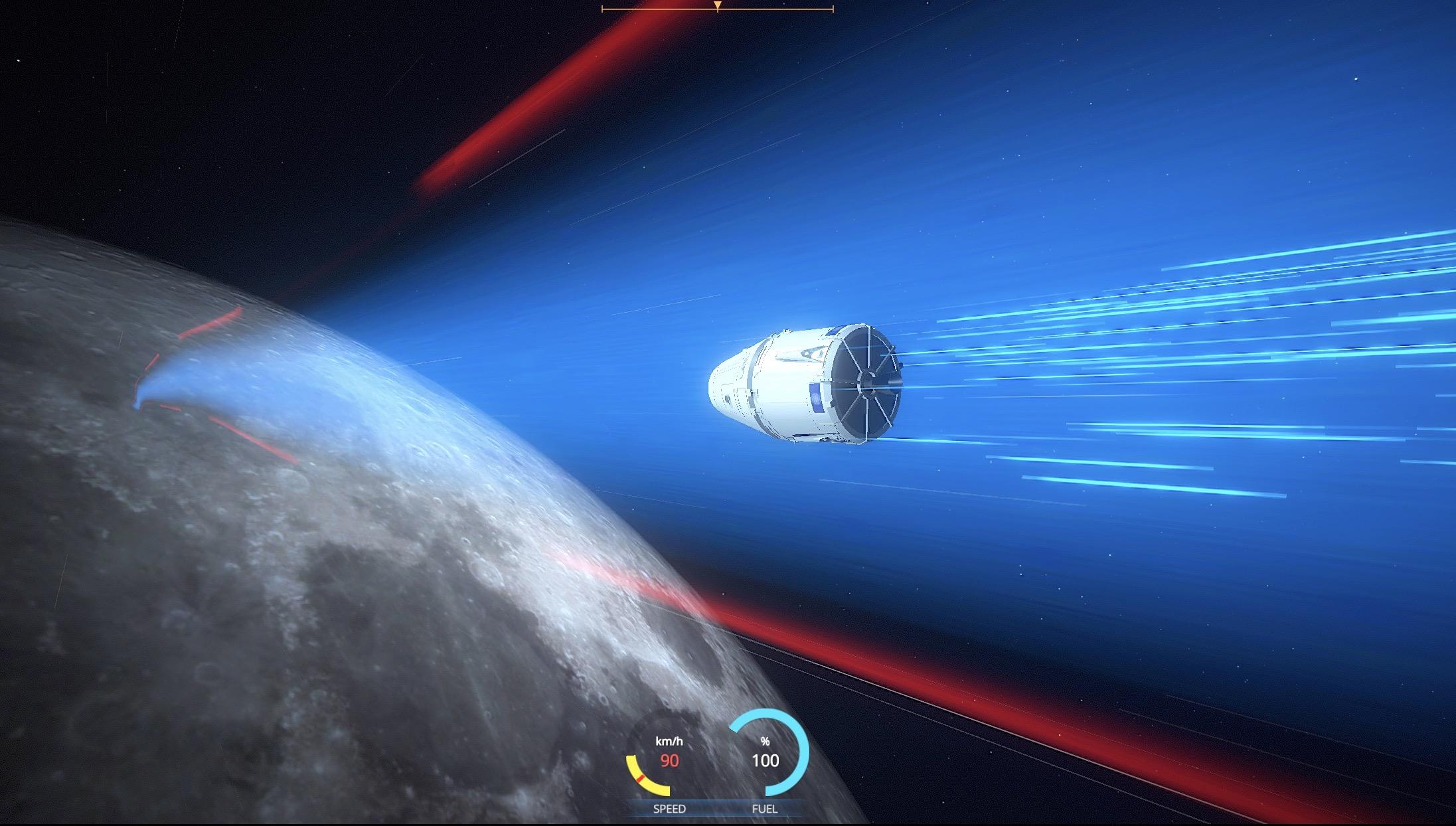 """Test """"Solar Explorer: New Dawn"""" : réussissez votre alunissage dans cette excellente simulation spatiale, sur iPhone, iPad 1"""
