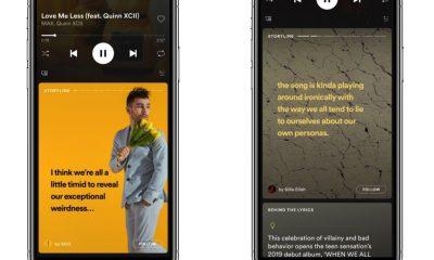 Spotify prépare les stories, pour suivre les artistes au quotidien 17