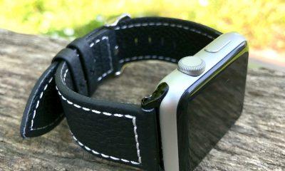 Test (sur 6 mois) du bracelet cuir Fullmosa pour Apple Watch : robuste, élégant et pas cher ! 7
