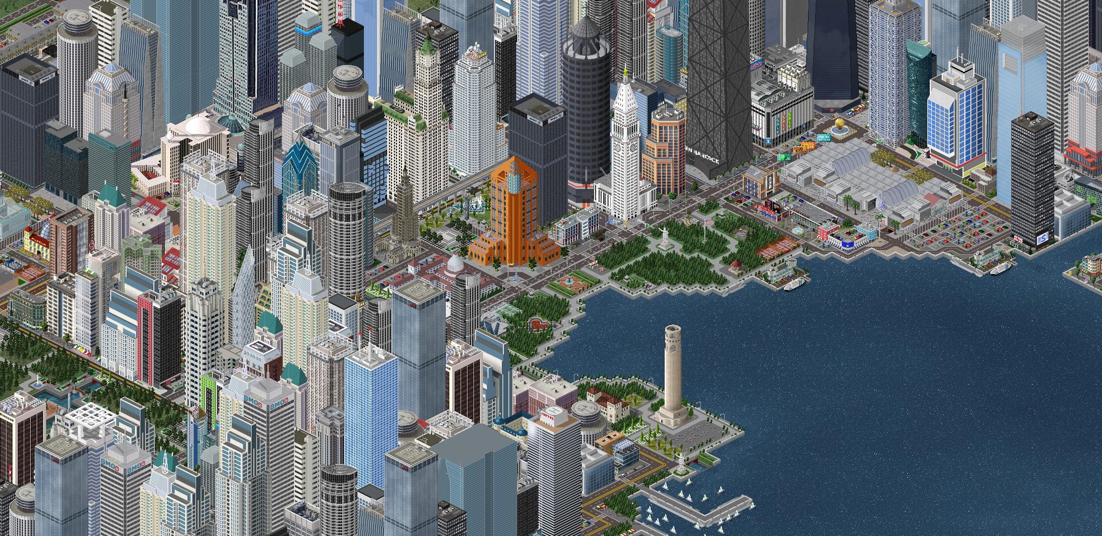 Test de TheoTown : enfin un bon jeu premium à la SimCity sur iPhone et iPad ! 1