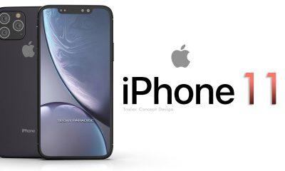 Une vidéo façon Apple pour visualiser les nouveaux iPhone 11 / 11 Max attendus pour cet automne 11