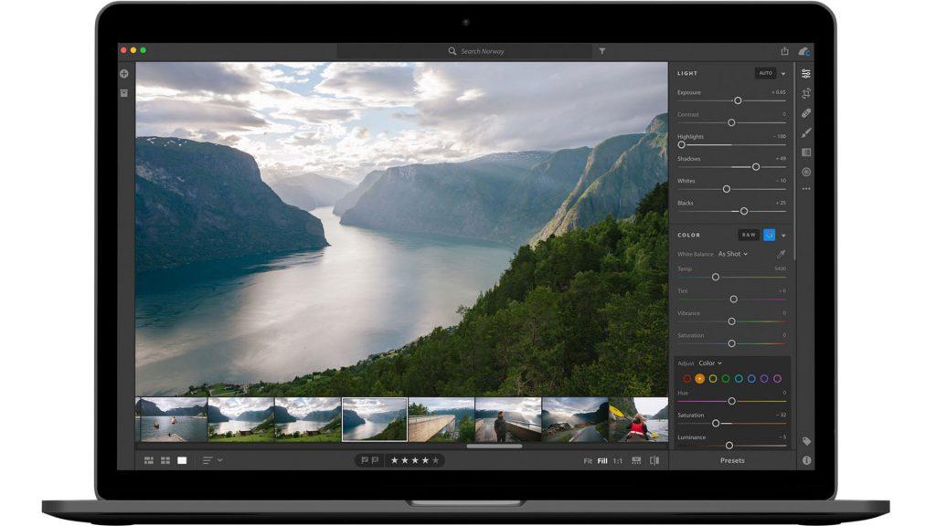 Lightroom fait son entrée sur le Mac App Store 1
