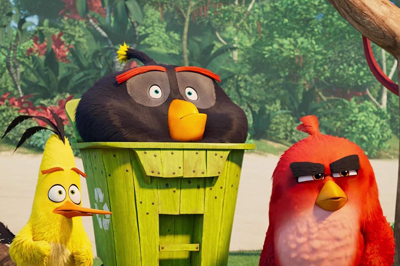 The Angry Birds Movie 2 : la bande-annonce et date de sortie 1