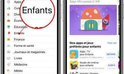 Apple dit STOP aux mouchards dans les apps pour enfants ! 7