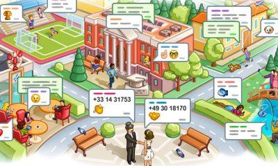 La nouvelle version de Telegram met en contact les utilisateurs à proximité 19