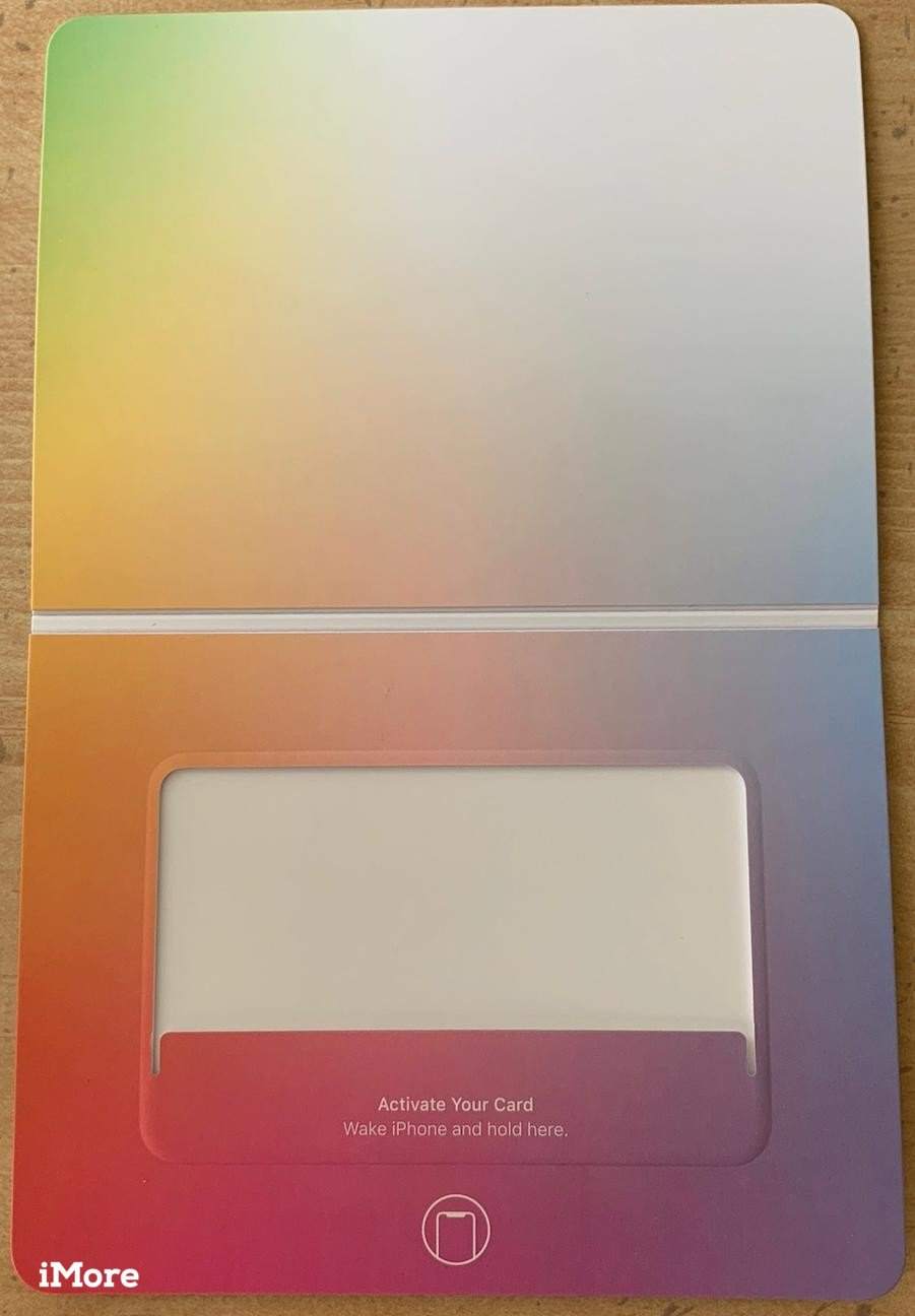 Apple Card: des premières photos de la carte ont fuité 2