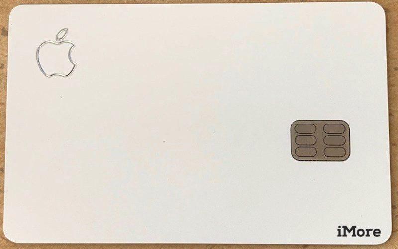 Apple Card: des premières photos de la carte ont fuité 3